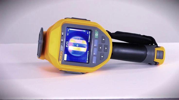 Fluke Ti480 Pro  Infraredcamera Sinetec Automation Pvt Ltd