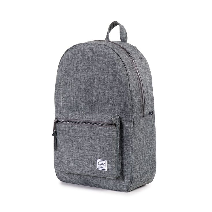 17f601d91e7d Herschel Supply Co. Settlement Backpack Raven Crosshatch One Size -- Click  image to review
