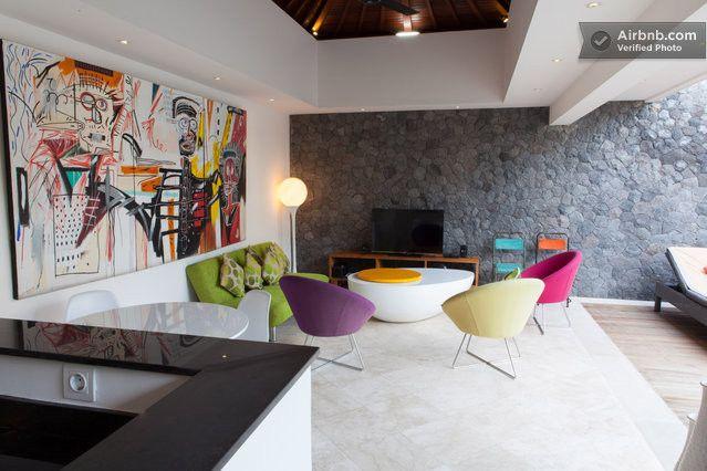 Villa Yasmee 2 BDR in best Seminyak in Kuta