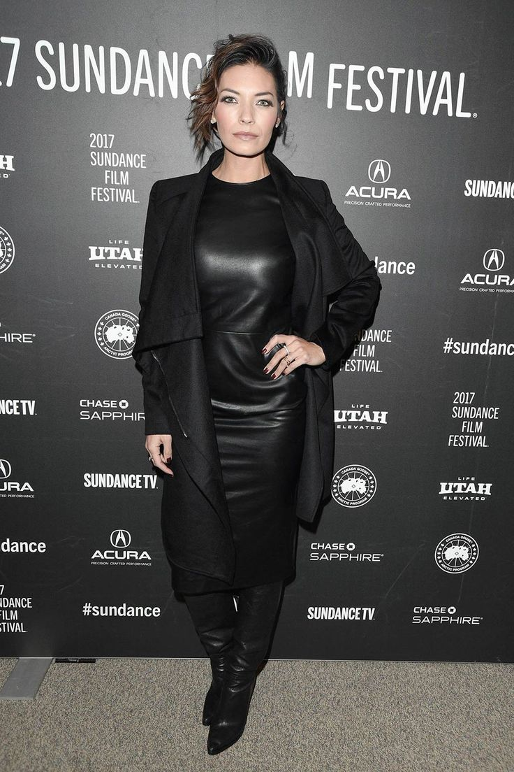 Nicole Sheridan attends the Wind River premiere on day 3 of the 2017 Sundance Film Festival at Eccles Center Theatre on January 21, 2017…