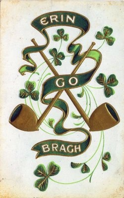 Visual Ephemera: Happy St. Patrick's Day! Thank You keli. I Love It xx :-))
