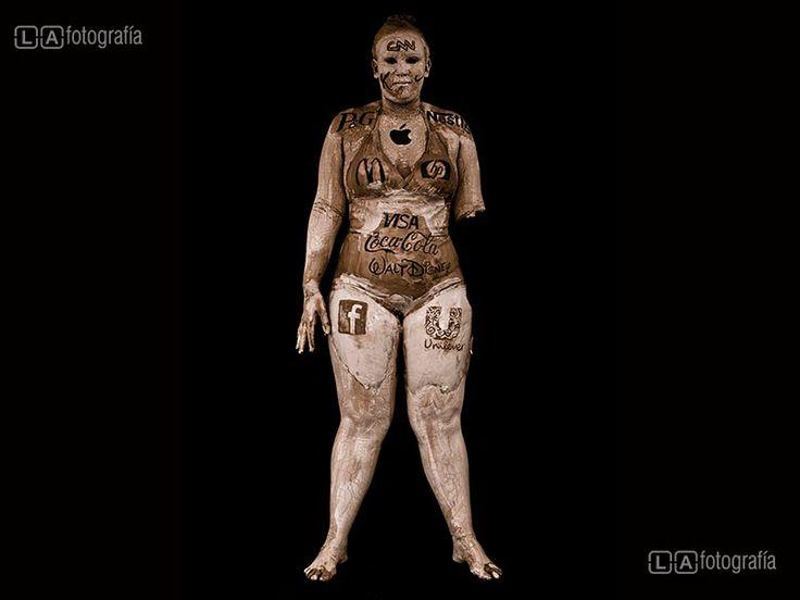 Amazona - Serie Pachamama Por Luis Avendaño