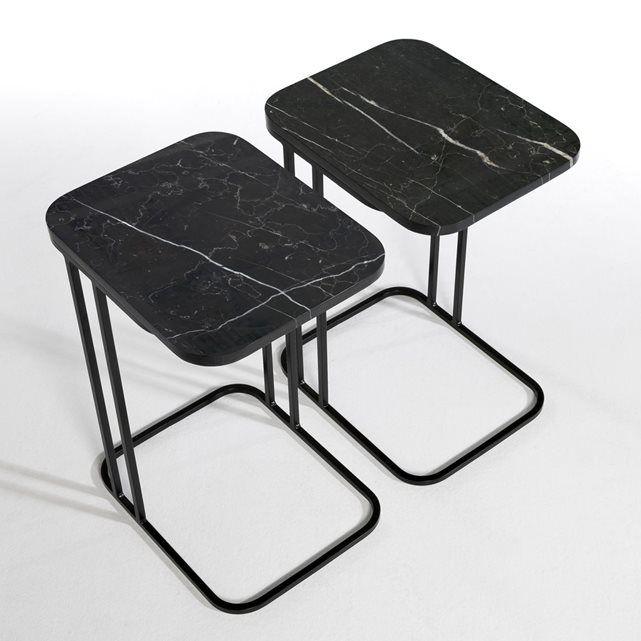 Image Bout de canapé (ou serviteur) Trebor, design E. Ga AM.PM