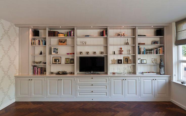 Wandkast op maat | Maatwerk meubelmaker Hoorn