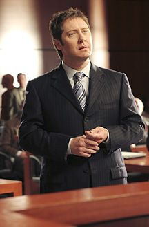 "James Spader - ""Boston Legal"" - Carin Baer/ ABC."
