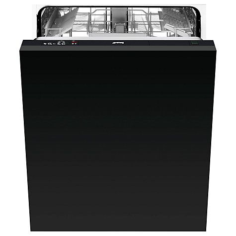 Buy Smeg DI612E Integrated Dishwasher Online at johnlewis.com