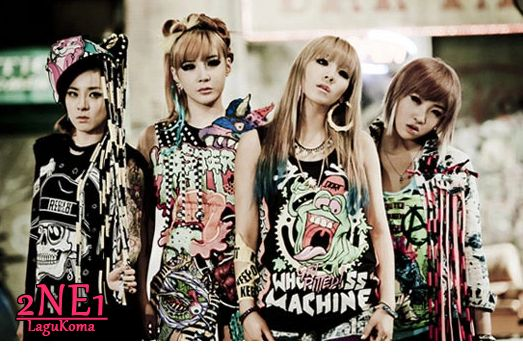 Lagu 2NE1 Mp3 Full Album Kpop