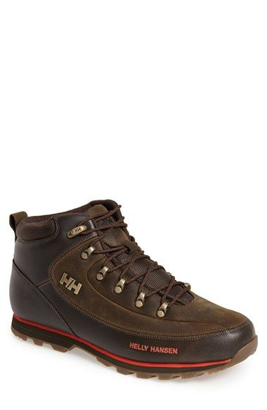 Helly Hansen 'The Forester' Water Repellent Leather Boot (Men)