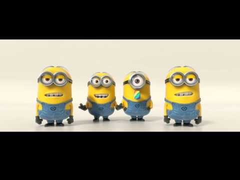 Despicable ;-): Laughing, Liter, Despicable Me 2, Movies, Funny Stuff, Funnies, Movie Night, Banana Song, Minions Bananas Songs