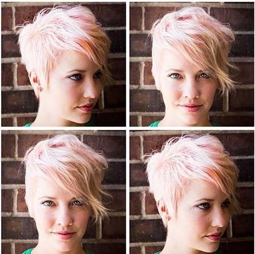 20 Best Punky Short Haircuts | http://www.short-haircut.com/20-best-punky-short-haircuts.html