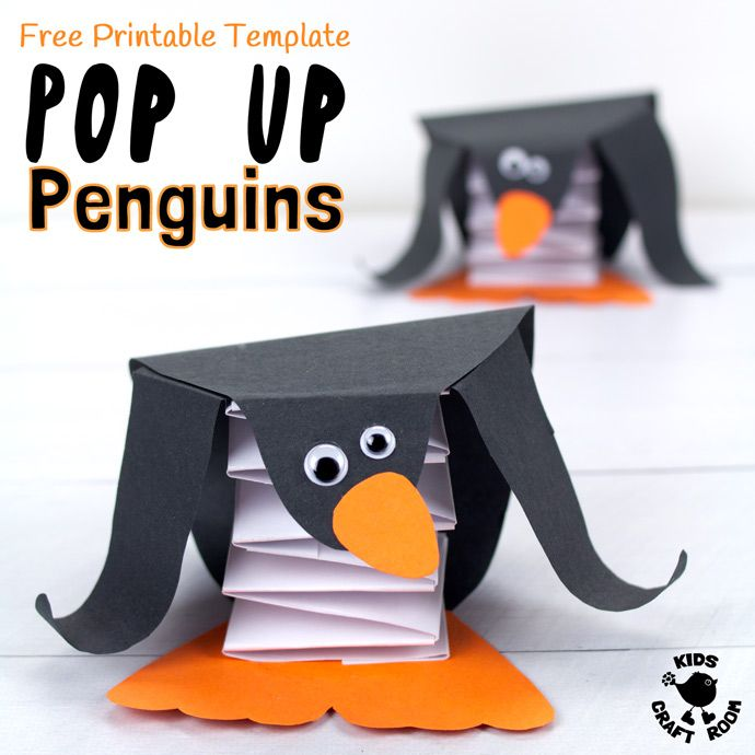 Best Tuci Images On   Winter Penguin Craft And