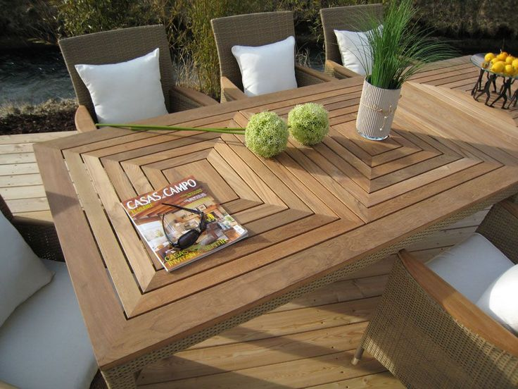 about Teak Gartenmöbel on Pinterest  Teak, Gartenmoebel and Luxury