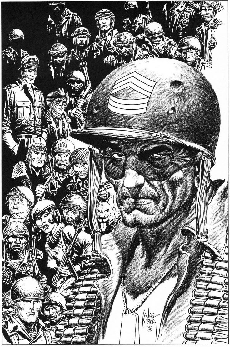 "Pitching and then writing a regular column on war comics naturally begs the question ""Why?"" so I thought I would try and answer that this week."