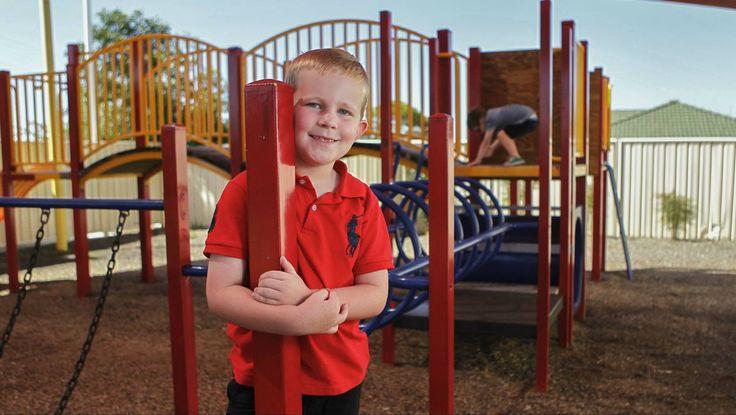 Unique school playground unlocking little lives - Aspect South Coast School for children on the autism spectrum