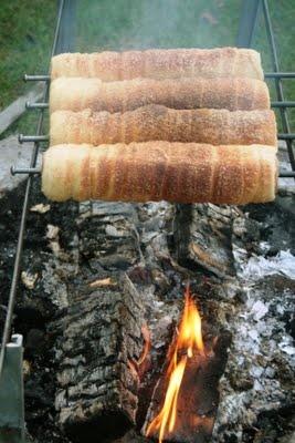 Kifli és levendula: Kürtőskalács