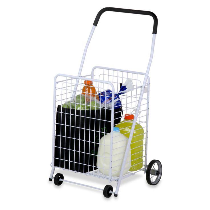 Honey Can Do 4 Wheel Utility Cart - CRT-01513