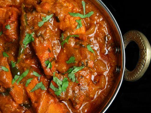 Poulet tikka facile (Inde) - Recette de cuisine Marmiton : une recette