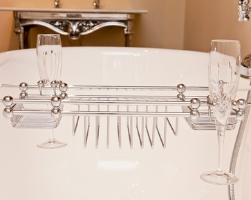 Chadder & Co Accessories - traditional - toilet accessories - london - Chadder & Co Luxury Bathrooms