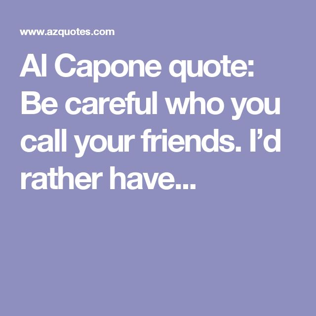 17 Best Al Capone Quotes On Pinterest