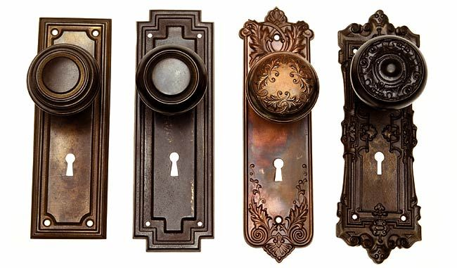 Old door knobs for Door knob design house