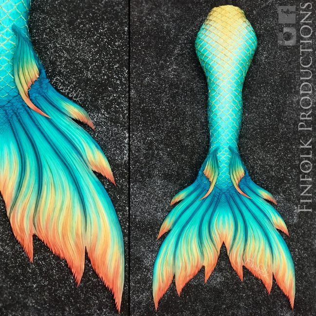 To wear and swim in a Mermaid tail   1. Swim In a Mermaid Tail. This is the most beautiful thing I've ever seen.