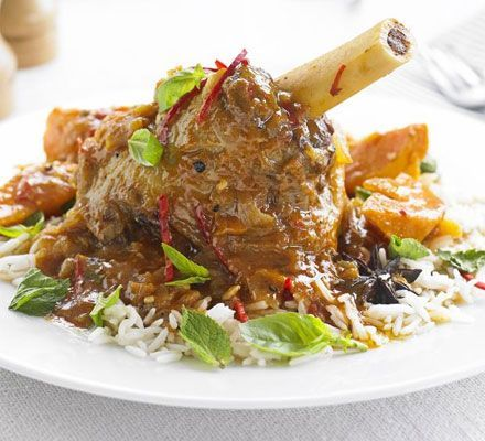 Meltingly tender and full of classic Asian flavours, these lamb shanks are perfect for freezing