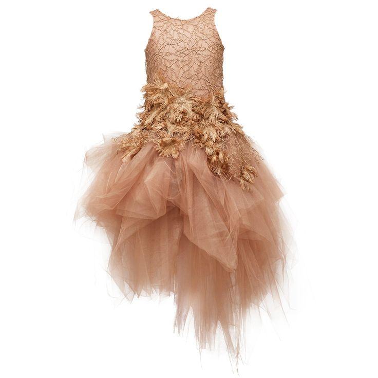 Mischka Aoki - Dress