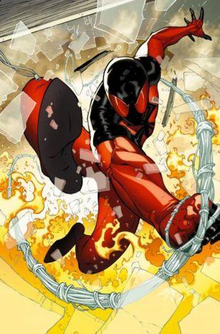 Kaine Parker (Tierra-616) | Araña Escarlata