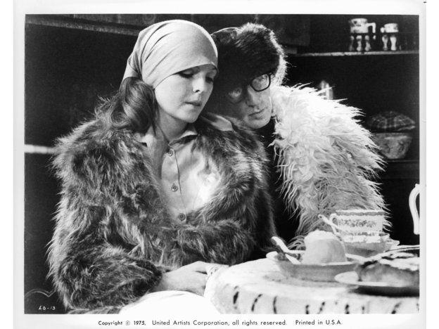 ダイアン・キートン(Diane Keaton)、ウディ・アレン(Woody Allen)