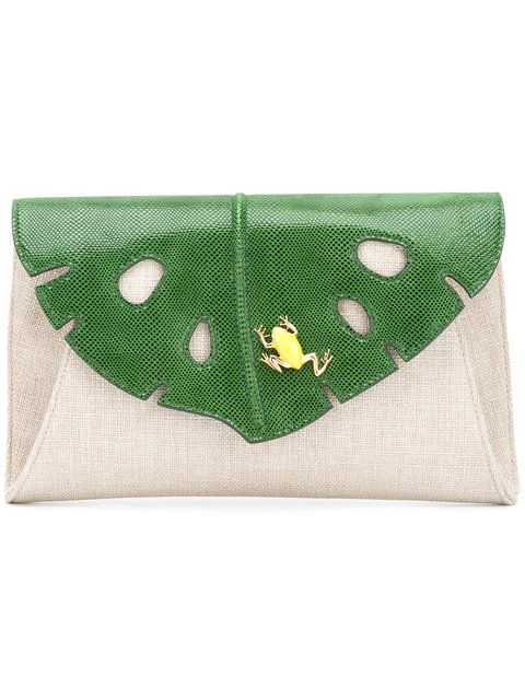 CHARLOTTE OLYMPIA . #charlotteolympia #bags #leather #clutch #linen #hand bags #