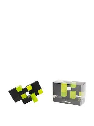 23% OFF playableART Cube Puzzle, Green