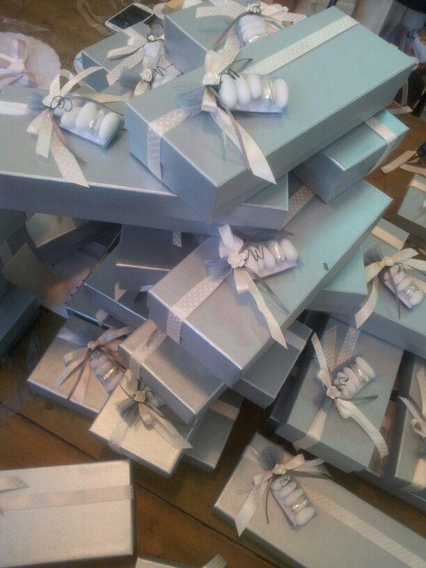 Confezione matrimonio argento e beige #wedding #creation #silver #anniversary #beige #pois #mywork