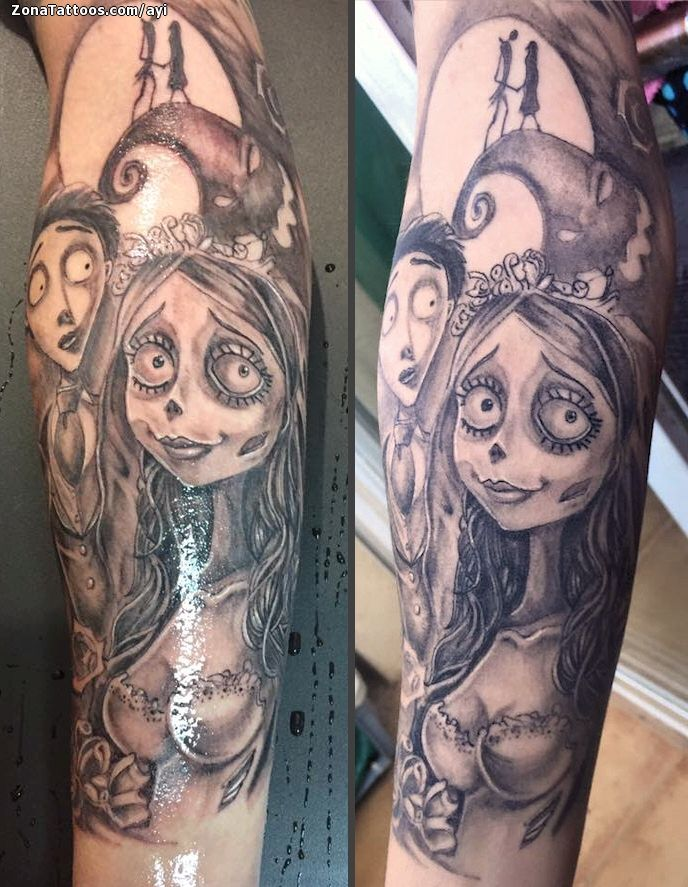25 best ideas about corpse bride tattoo on pinterest corpse bride movie corps bride and tim. Black Bedroom Furniture Sets. Home Design Ideas
