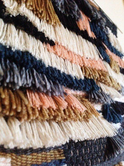 1000 ideas sobre alfombras hechas a mano en pinterest for Alfombras hechas con lana