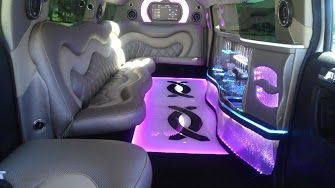 Hummer limo built by American Limo sales in los angeles