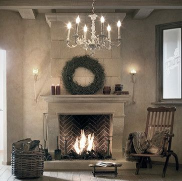 Outdoor Fireplace Firebox Plans | All Products / Living / Fireplace / Fireplaces