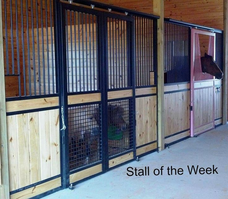 9 Best Lucas Equine Stall Of The Week Images On Pinterest