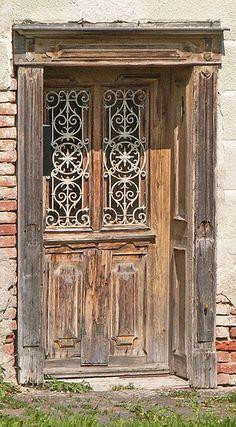 Alte Holztüren die 36 besten bilder zu türen auf
