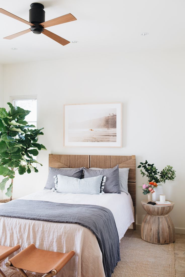 Camille S Beach Inspired Guest Room Reveal With Images Small