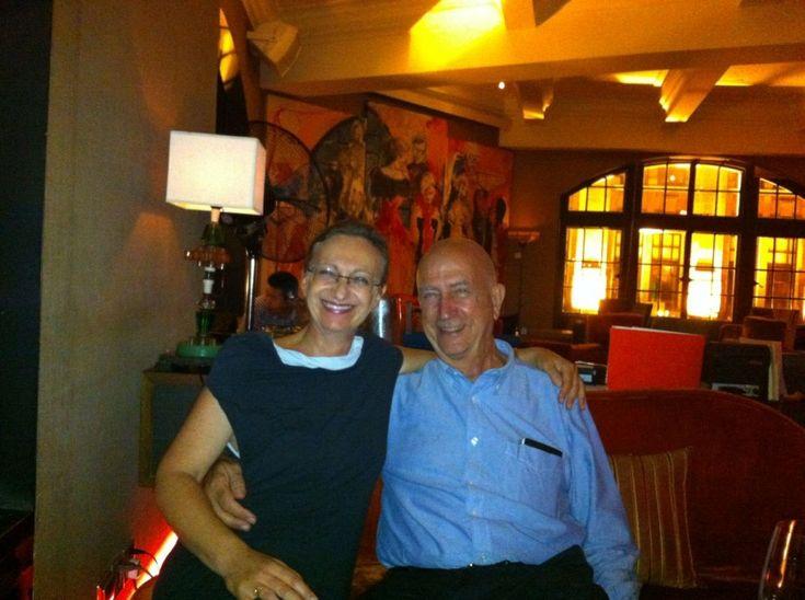 Claudio Mayer e Yvonne Pugliese a Shanghai
