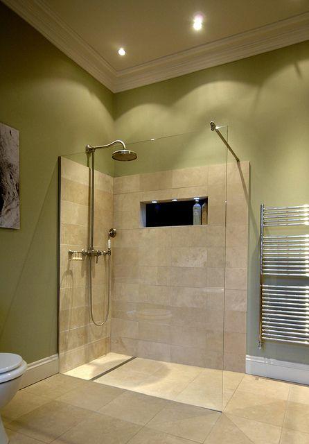 slanted roof closet ideas - wet room master remodel