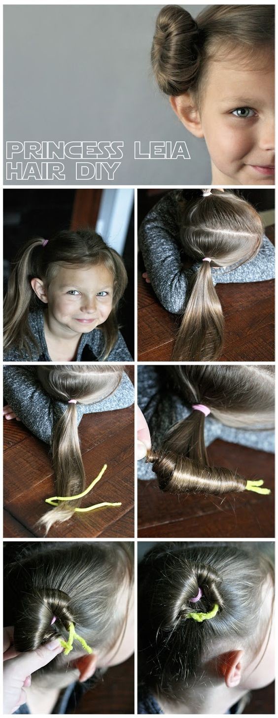 I would have just about given my right arm for this hair tutorial when I was a little girl!!! Elisa from CharmingDoodle (and the founder of UpCraft Club) (and an incredible member of the Sewing Rabbit team!!), is here showing off how she makes Princess Leia hair buns with ONE SIMPLE trick! This is so …