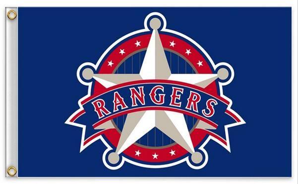 Техасские рейнджеры флаг MLB флаг горячая распродажа товаров 3X5FT 90 x 150 см спорт открытый баннер латунь металлические отверстия на заказ флаг
