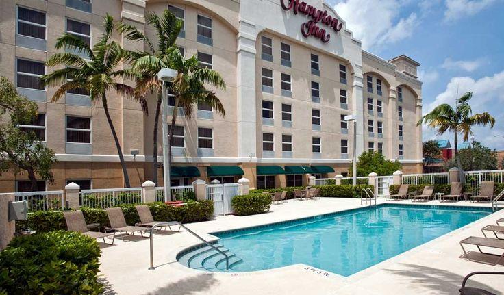 Vista Host Manages the Hampton Inn Ft. Lauderdale Airport North, FL