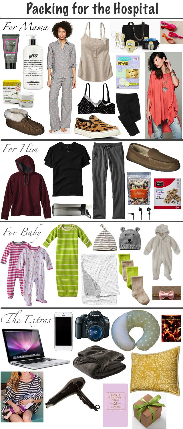 Won't be birthing at the hospital but these are some good ideas for comfy things for right after birth.
