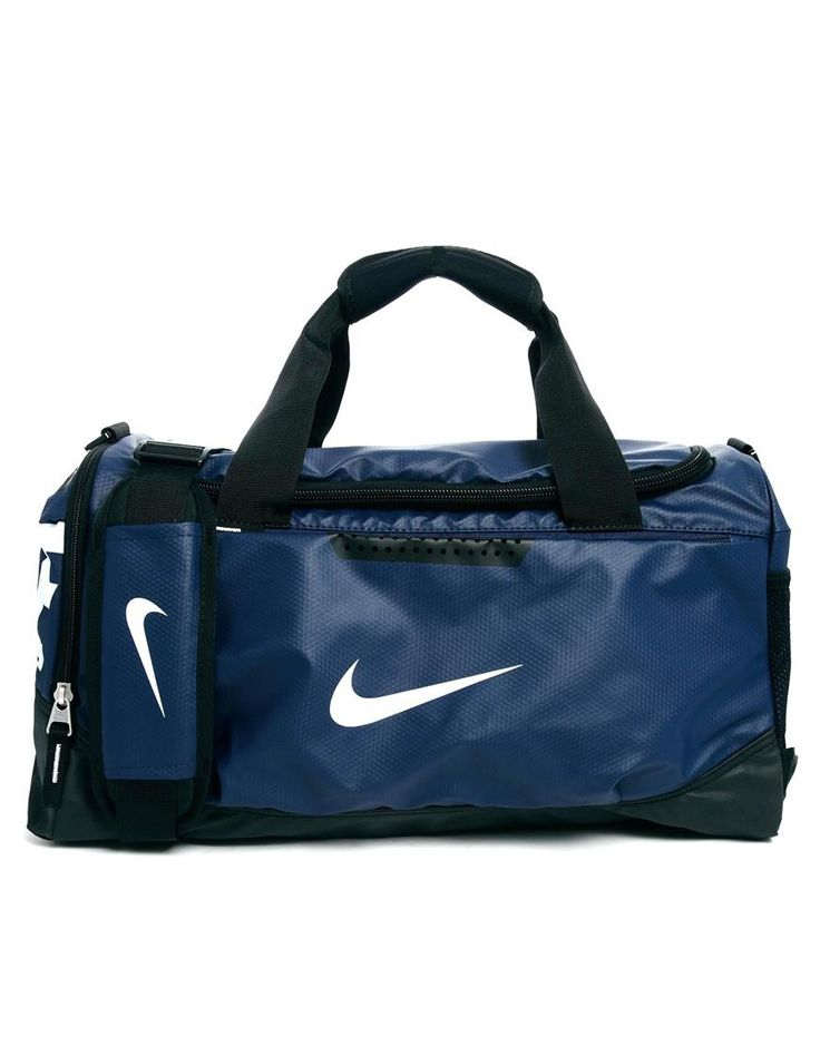 Nike Small Duffle Bag - navy | Sportswear off the pitch ...