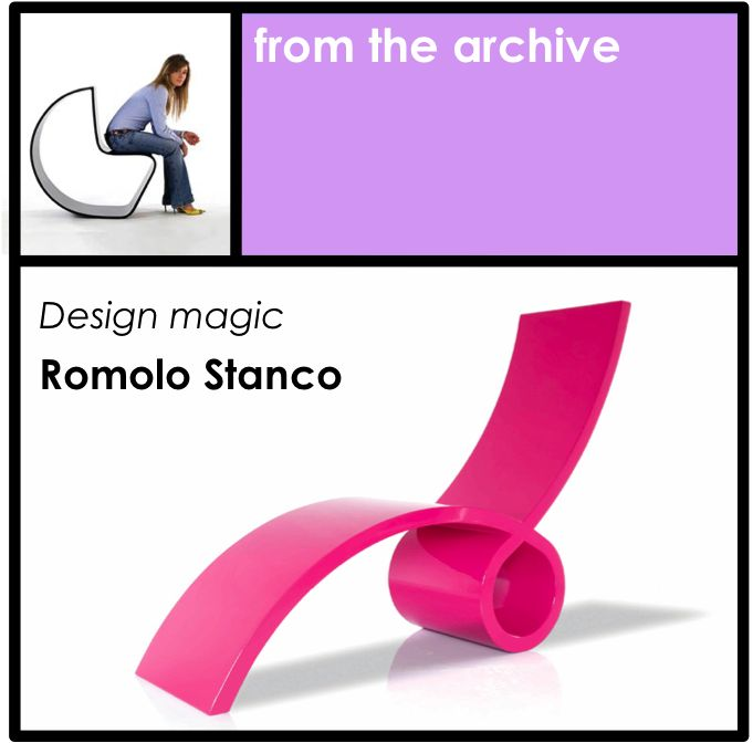 From our archive: the simple, elegant + modern work of Romolo Stanco — subscribe to Curve for full access.
