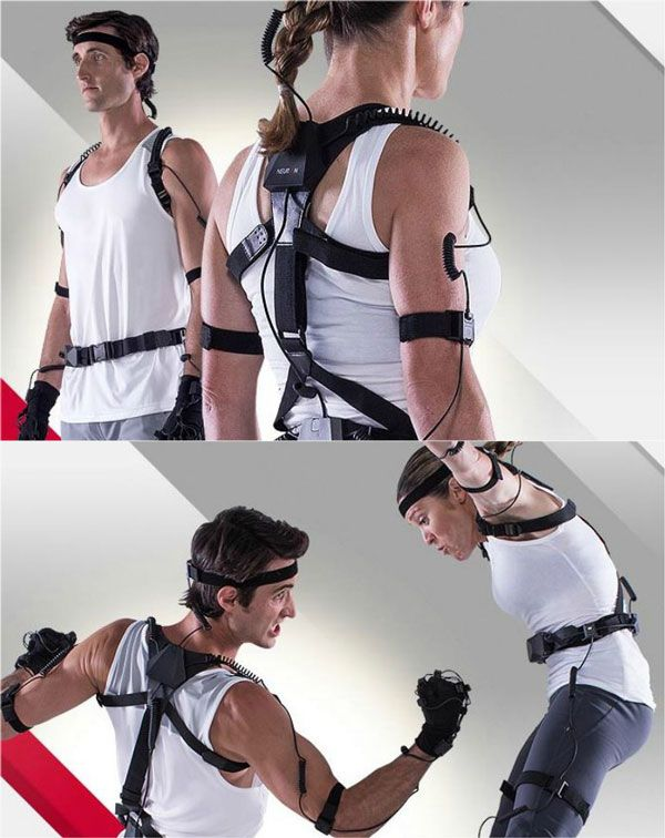 Perception Neuron Motion Capture System | Cool Wearables in