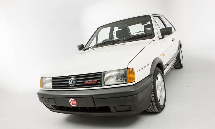 VW Polo G40 » 4Star Classics