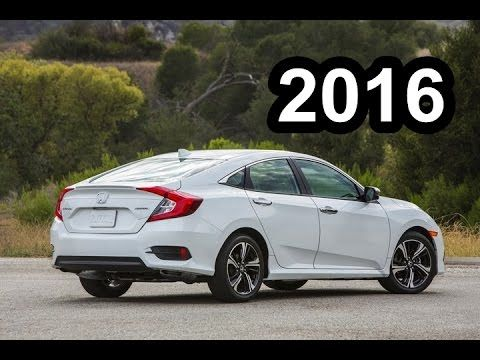 2016 Honda Civic Sedan - Perfect Car